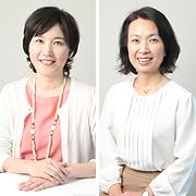 小栗 ショウコ/田中 聖華