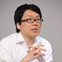 馬田隆明さん